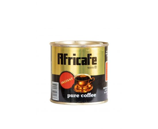 Africafe Instant Coffee -Tin 48x50g - Bulkbox Wholesale