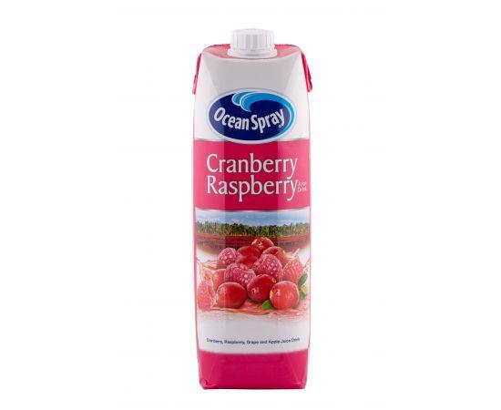 Ocean Spray Cranberry Raspberry 12x1L - Bulkbox Wholesale