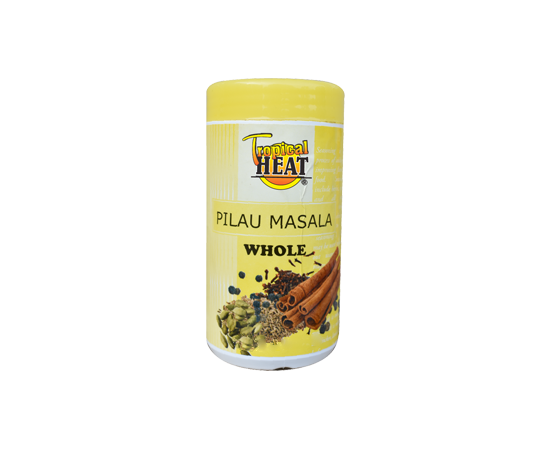 Tropical Heat Pilau Masala Whole 6 x 100g - Bulkbox Wholesale