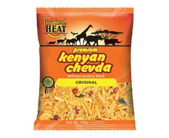 Tropical Heat Kenyan Chevda - Original - Bulkbox Wholesale