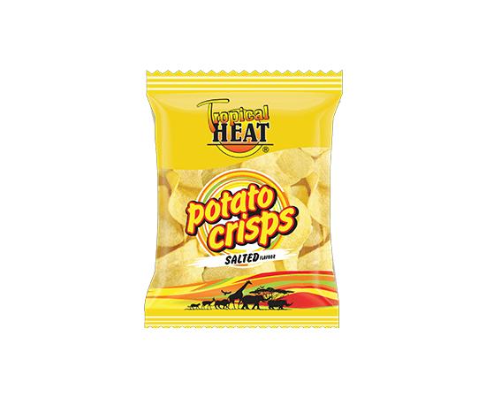 Tropical Heat Potato Crisps - Assorted - Bulkbox Wholesale