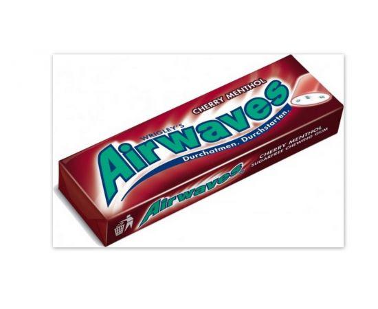 Wrigleys  Airwaves Cherry Menthol 30 x 10Pcs - Bulkbox Wholesale