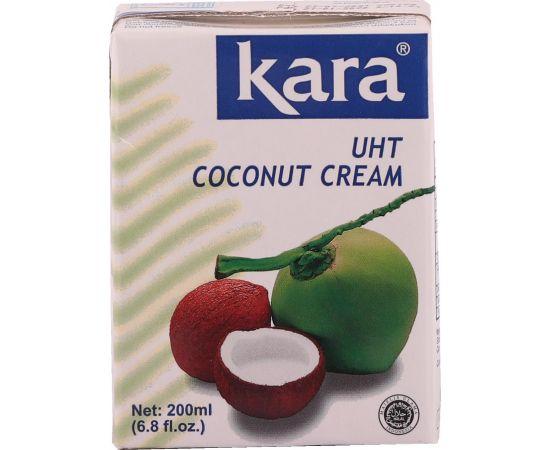 Kara Coconut Uht Cream 24%  25x200ml - Bulkbox Wholesale
