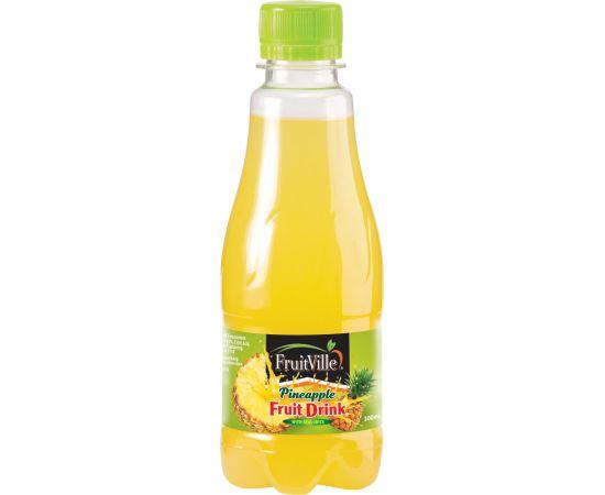 Fruitville Pineapple Juice - Bulkbox Wholesale