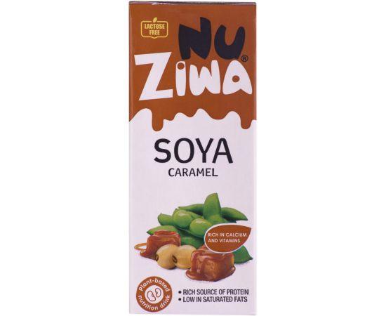 Nuziwa  Soya Milk Caramel - Bulkbox Wholesale