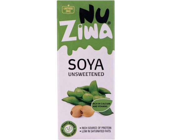 Nuziwa Soya Milk Unsweetened - Bulkbox Wholesale