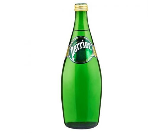 Perrier Water Glass Bottle 12x750ml - Bulkbox Wholesale