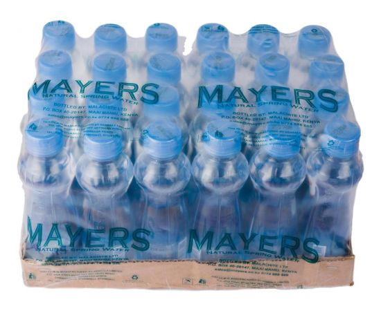 Mayers Natural Spring Water Still  24x500ml - Bulkbox Wholesale