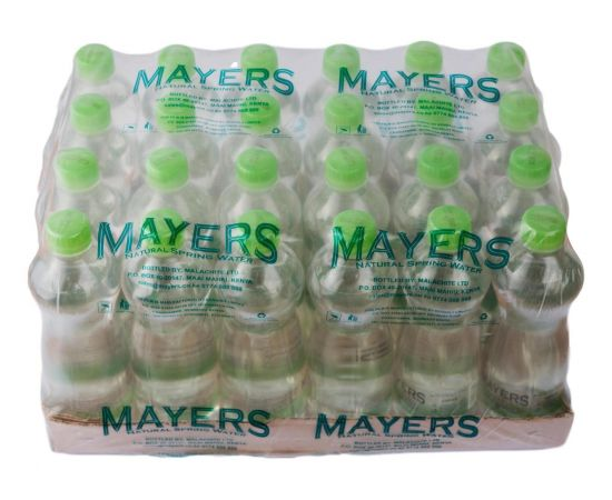 Mayers Water Sparkling Plastic 24x500ml - Bulkbox Wholesale