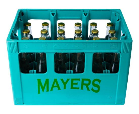 Mayers Water Sparkling Glass Bottle 24x330ml - Bulkbox Wholesale
