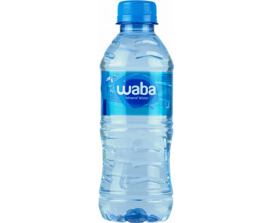 Waba Mineral Water 24x300ml - Bulkbox Wholesale