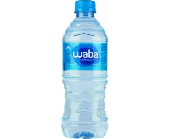 Waba Mineral Water 24x500ml - Bulkbox Wholesale