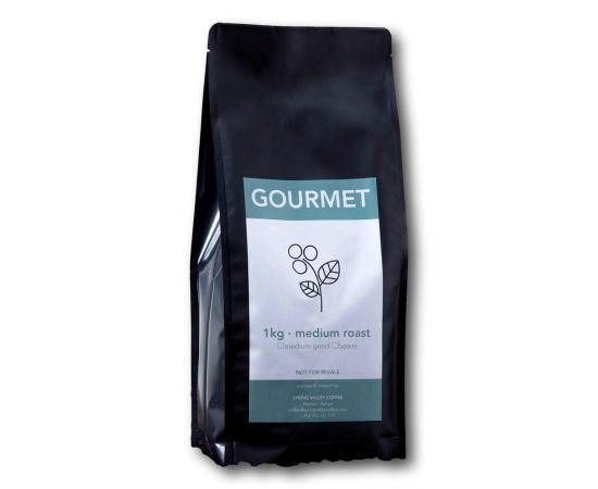 Spring Valley Coffee Gourmet Medium Roast - Bulkbox Wholesale