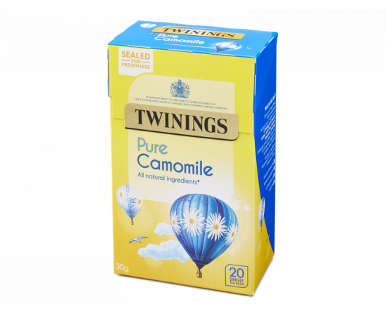 Twinings Infusion Pure Camomile 4x20s - Bulkbox Wholesale