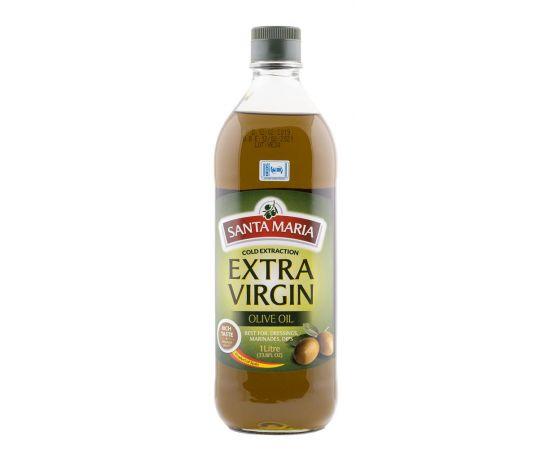 Santa Maria Extra Virgin Olive Oil 6x1L - Bulkbox Wholesale