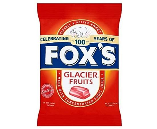 Foxs Glacier Fruit Sweets 12x200g - Bulkbox Wholesale