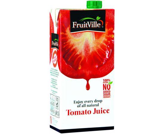 Fruitville Tomato Juice Tetra - Bulkbox Wholesale