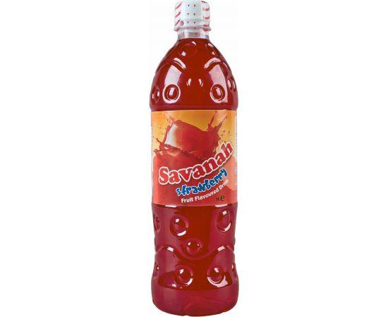 Savanah Strawberry Juice - Bulkbox Wholesale