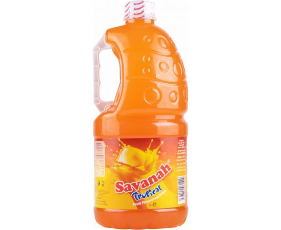 Savanah Tropical Juice - Bulkbox Wholesale