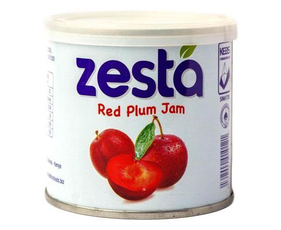 Zesta Red Plum Jam Tin - Bulkbox Wholesale