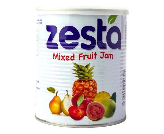 Zesta Mixed Fruit Jam Tin - Bulkbox Wholesale