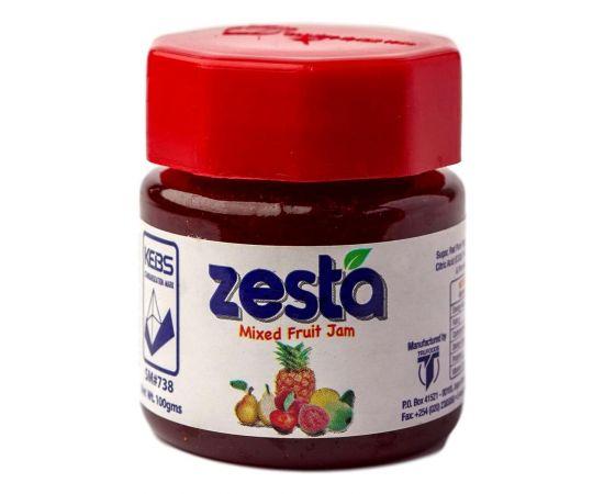 Zesta Mixed Fruit Jam Jar - Bulkbox Wholesale