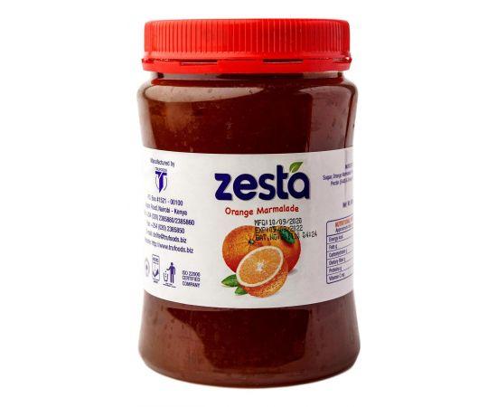 Zesta Orange Marmalade Jam Jar - Bulkbox Wholesale