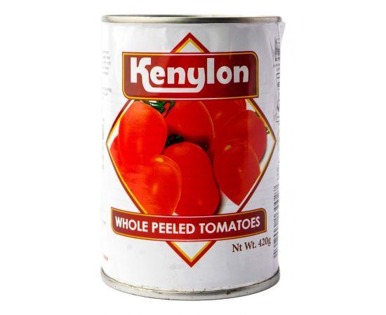 Kenylon Whole Peel Tomatoes 12x420g - Bulkbox Wholesale