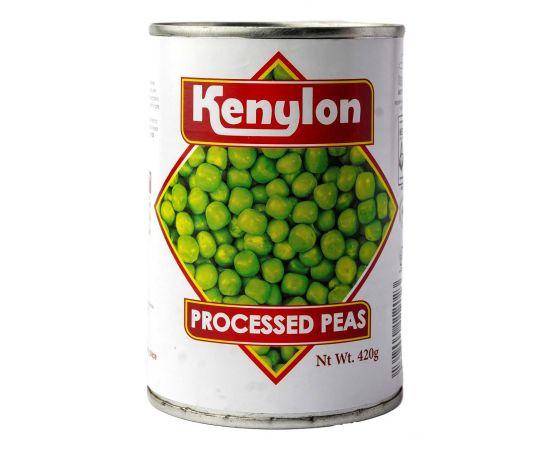 Kenylon Processed Peas 12x420g - Bulkbox Wholesale