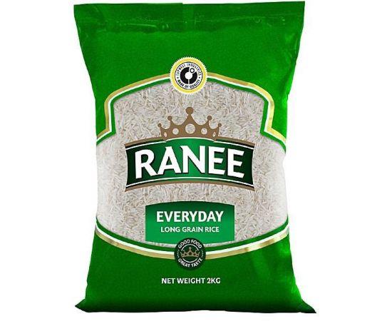Ranee Everyday Rice 12x2Kg - Bulkbox Wholesale