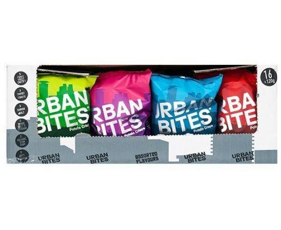 Urban Bites Assorted Crisps - Bulkbox Wholesale