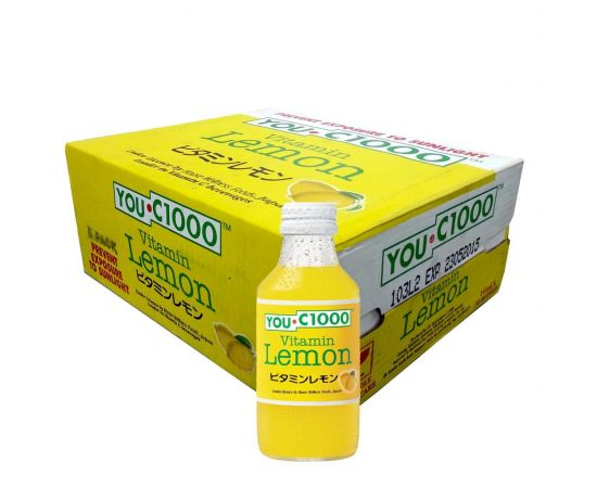 You C1000 Health Drink Lemon 15x140ml - Bulkbox Wholesale