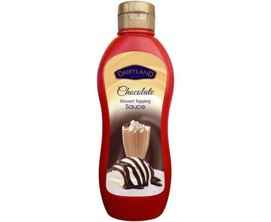 Dairyland Chocolate Topping Sauce - Bulkbox Wholesale