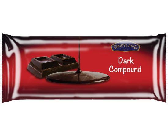 Dairyland White Compound Chocolate Retail Pack 20x500g - Bulkbox Wholesale