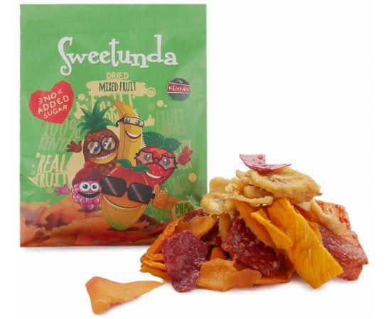 Sweetunda Mixed Fruit 10x20g - Bulkbox Wholesale