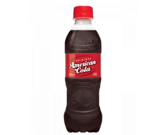 American Cola Soda 12x350ml - Bulkbox Wholesale