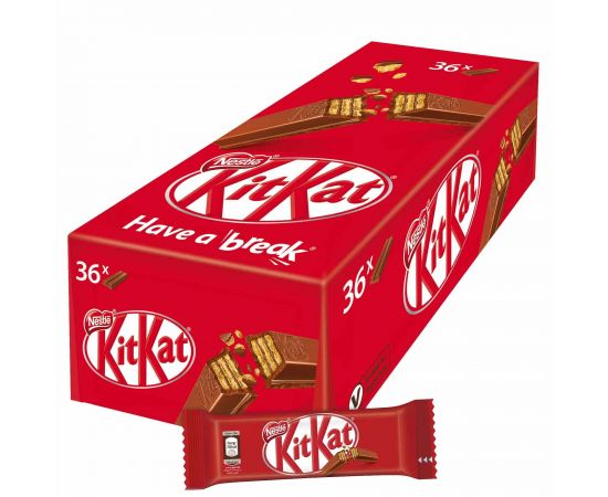 Nestle KitKat 2 Finger 36x20.7g - Bulkbox Wholesale