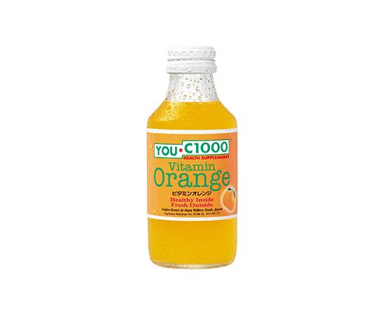 You C1000 Health Drink Orange 15x140ml - Bulkbox Wholesale